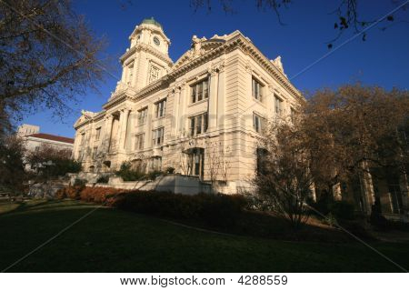 Sacramento, California, City Hall