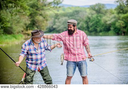 Getting You In Motion. Fly Fishing Time. Hobby. Big Game Fishing. Friendship. Camping On The Shore O