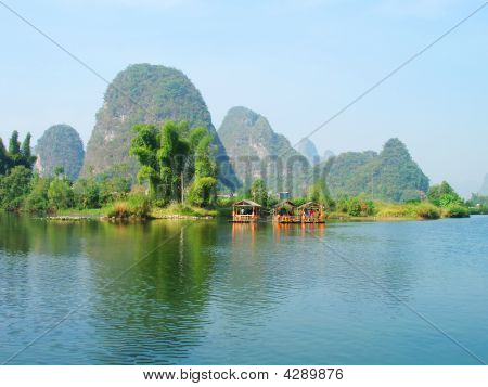 Stone Mountains China