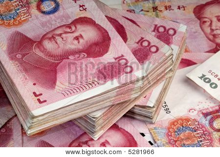 Pack Of China Currency
