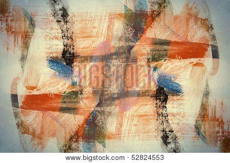Designed Acrylic Background