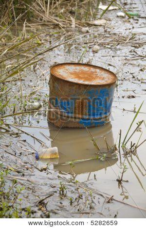 Floating Toxic Waste