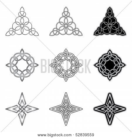 Celtic Patterns 16