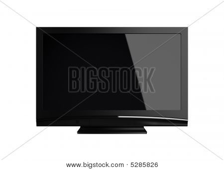 Plasma (lcd Tv), White