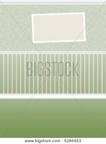 Wallpaper And Carpet