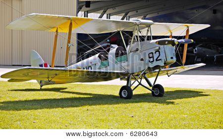 De Havilland Tiger Moth Bi-plane