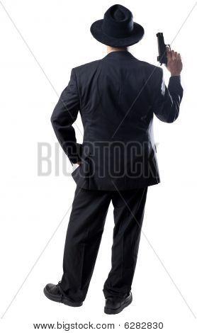 Man With Pistol