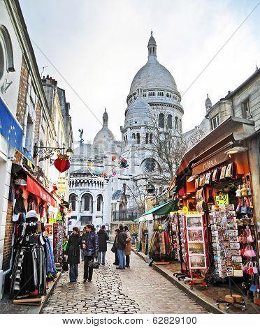 Sacre Couer / Montmartre