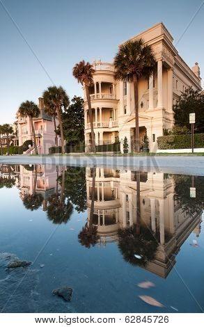 Charleston Battery South Carolina Architecture