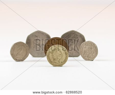 Presented coins