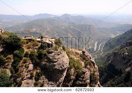 Monastery Montserrat, Barcelona, Spain