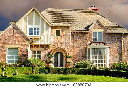 Image Of a Beautiful Home in Southern California