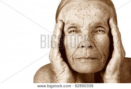 Very Nice image of the Ageless beauty of seniors