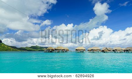 Bora Bora panoramic
