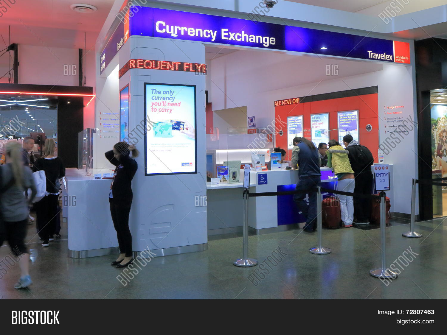Travelex Currency Image & Photo (Free Trial) | Bigstock