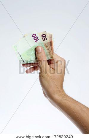 Money In Hand