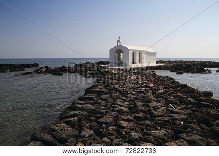 Church On Water