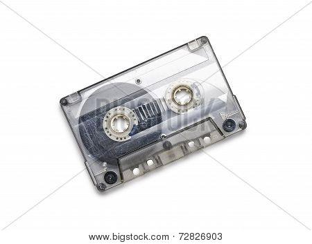 Vintage Audio Casette, Recto Side