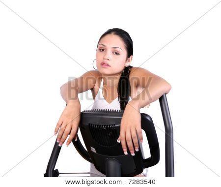 Treadmill Tired