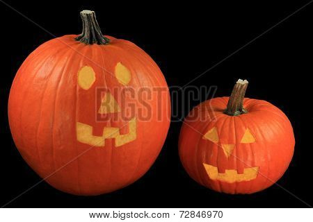 Symbols Of Halloween Holiday Decoration