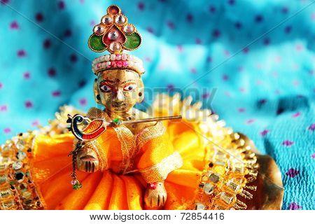 Hindu God Lord Krishna