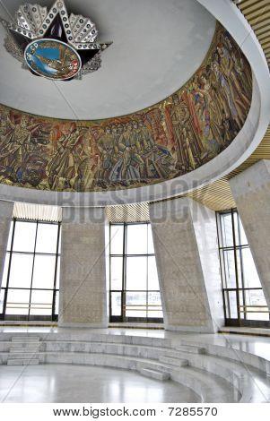 Rotunda under Rodina Mat