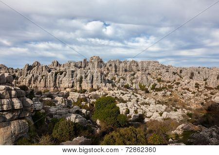 El Torcal National Park