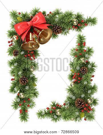 Christmas Tree Corner.