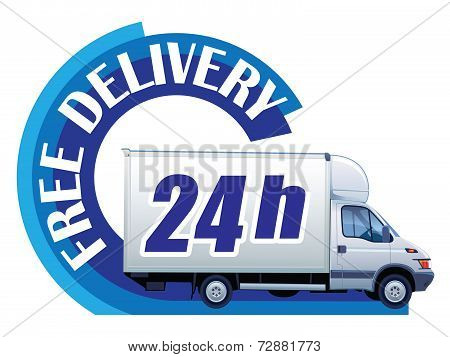 Free Delivery - 24H