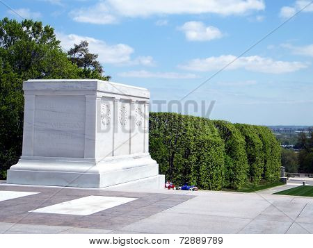 Arlington Cemetery The Tomb Of The Unknown Soldier 2010