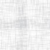 White linen seamless texture. EPS10 vector illustration poster