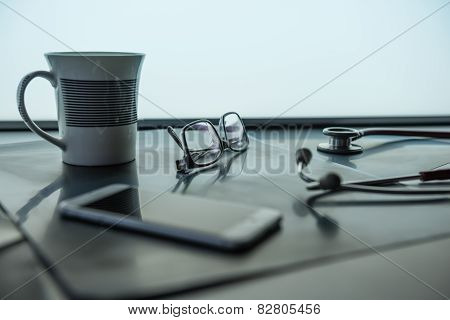 The Doctor's Desk
