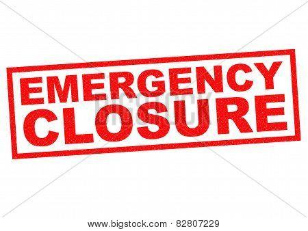 Emergency Closure