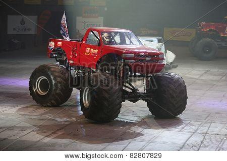 Monster Hot Wheels