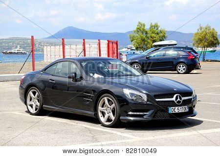 Mercedes-benz R231 Sl-class