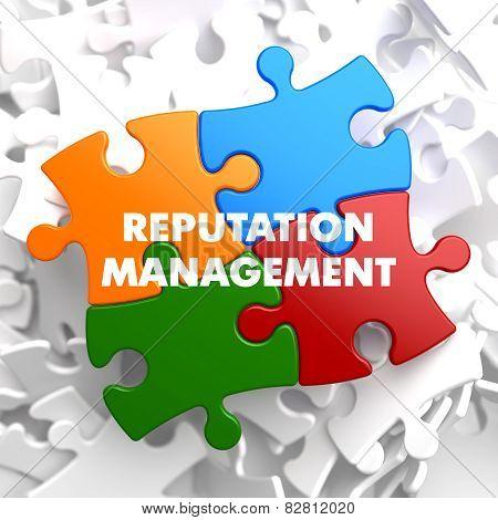 Reputation Management on Multicolor Puzzle.