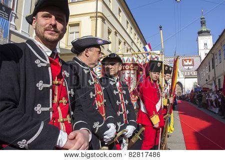Croatian Historical Troops