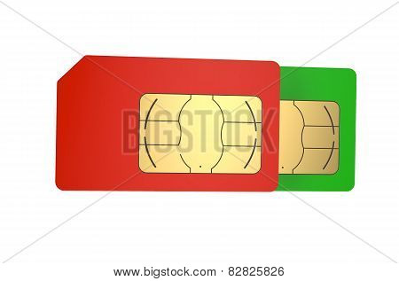 Two Sim Cards 4