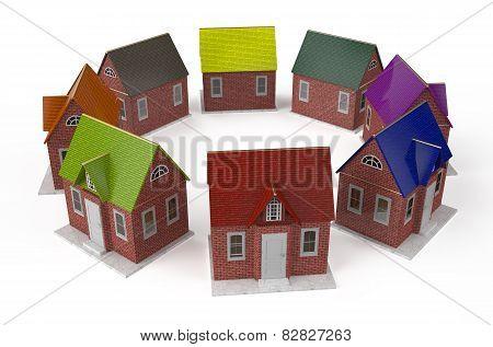Private Home Circle