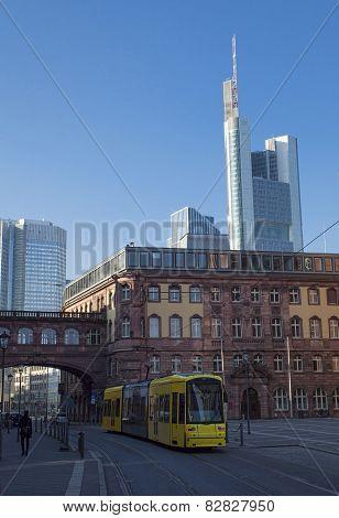 Frankfurt Am Main City
