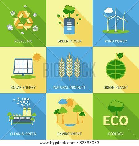 Ecology Concept Set