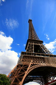 21MP Eiffel Tower Paris