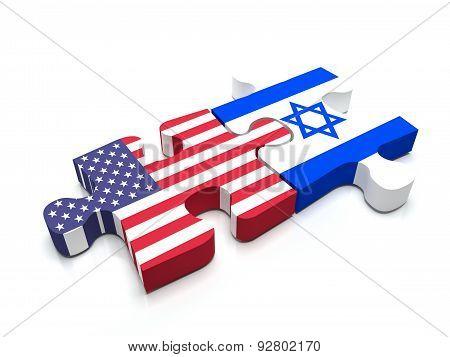 US - Israel Puzzle