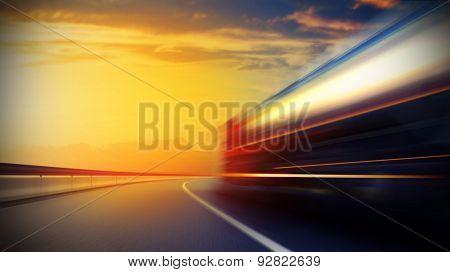 Highspeed Oil Tanker