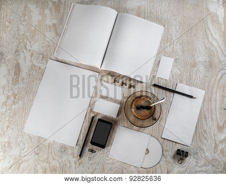 Blank Stationery