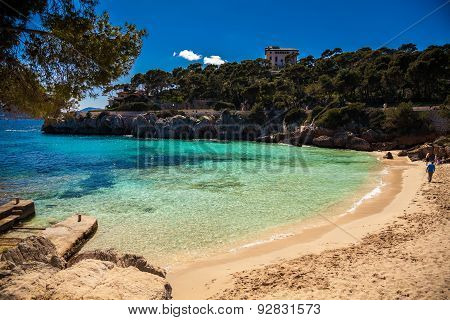 Sandy Cala Gat Beach