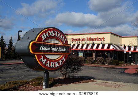 Boston Market Store