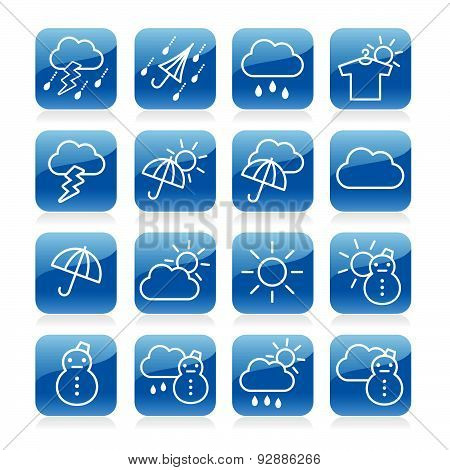 Weather Forcast Icon