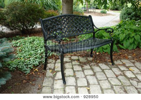 Park Bench...