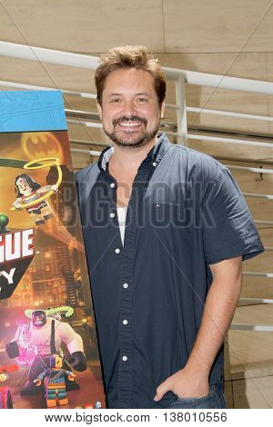 Will Friedle arrives at the premiere of